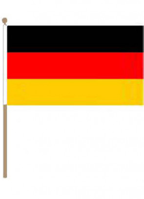 Germany Hand Flag