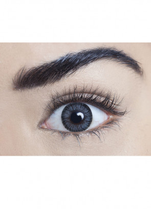 Grey Coloured Contact Lenses - 30 Day Wear
