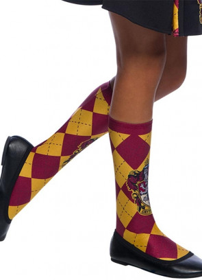 Gryffindor Socks - Harry Potter