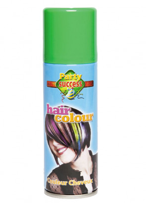 Colour Hair Spray (Green)