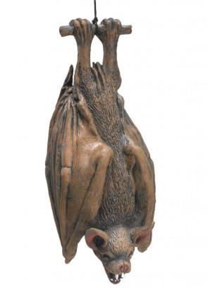 Hanging Bat (Halloween Prop)
