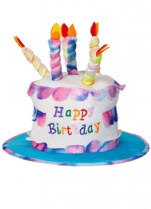 Happy Birthday Cake Hat
