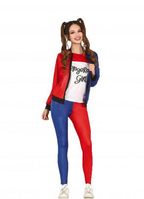 Harley Q - Dangerous Girl Teen