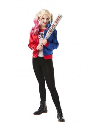 Harley Quinn Teen Jacket