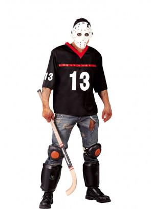 Horror Hockey Player