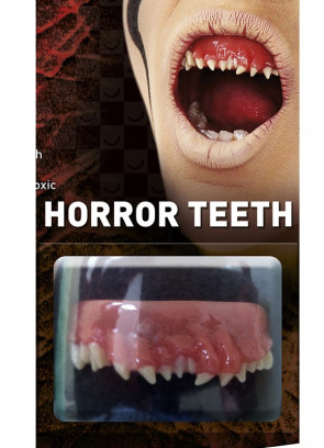 Horror Teeth – Invasion