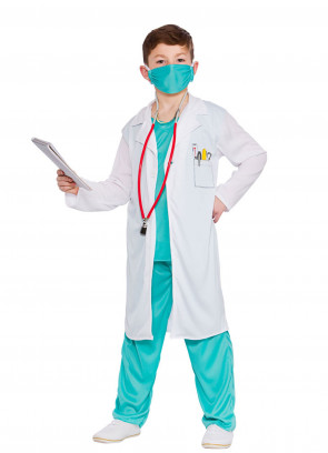 Hospital Doctor Costume
