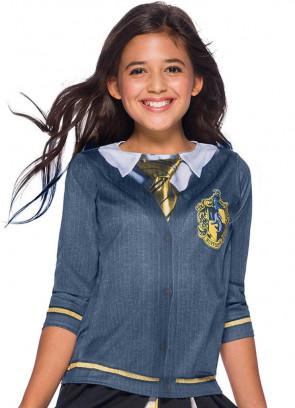 Hufflepuff Costume Top - Girls - Harry Potter