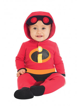 The Incredibles - Baby Costume