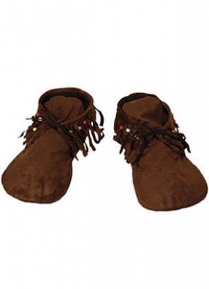 Ladies Hippy Or Indian Moccasins