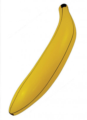 Inflatable Banana (Large)