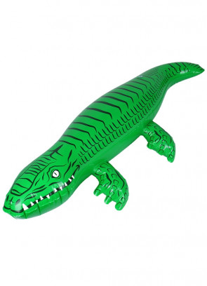Inflatable Crocodile 90cm