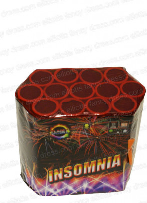 Firework (CAKE) Insomnia