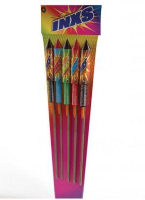 Firework (ROCKETS) INXS Rocket 5 Pack