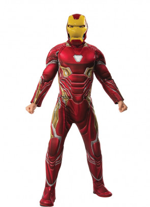 Iron man Deluxe – Marvel – Avengers Endgame – Mens Costume