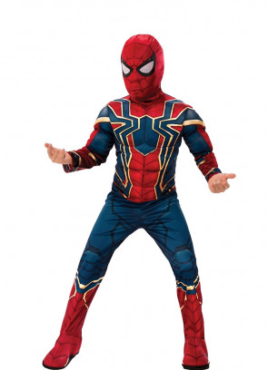 Deluxe Iron Spider – Spider-Man - Avengers Infinity War – Marvel