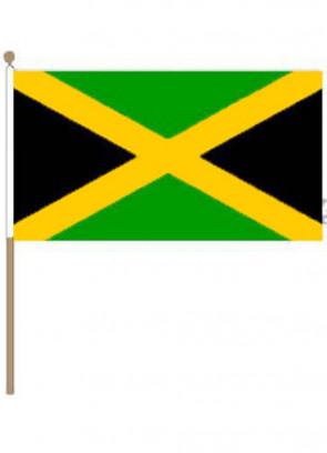 Jamaica Hand Flag
