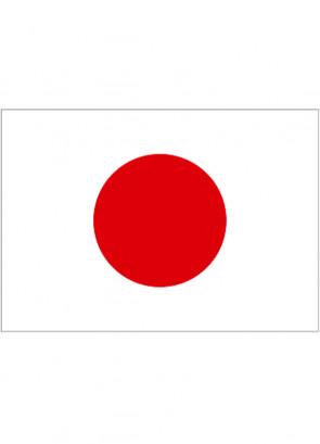 Japan Flag 5x3