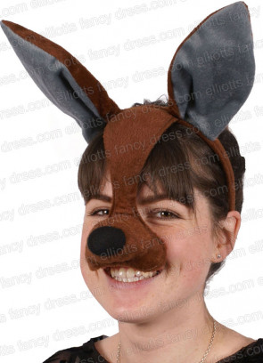 Kangaroo Half Mask Sound