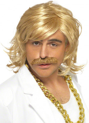 Keith Lemon (Game Show Host) Blonde Wig