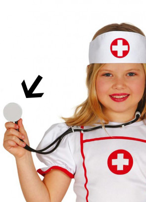 Kids Plastic Doctors Stethoscope