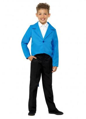 Blue Tailcoat – Kids Costume