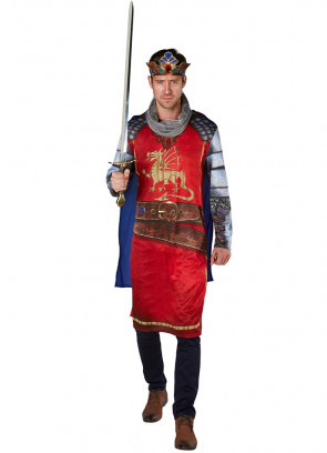 King Arthur - Mens Costume