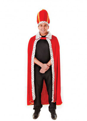 King's Robe Costume