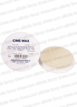 Kryolan Cine-Wax Neutral 10g - 50% share of natural organic