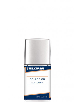Kryolan Collodion Scarring Material 11ml
