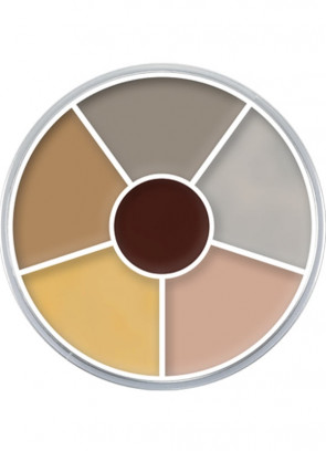 Kryolan Supracolor Cream Make-Up Circle - Corpse No. 2