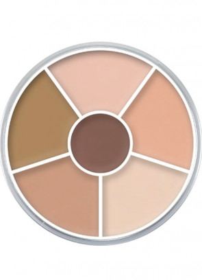 Kryolan Supracolor Cream Make-Up Circle - Lovel