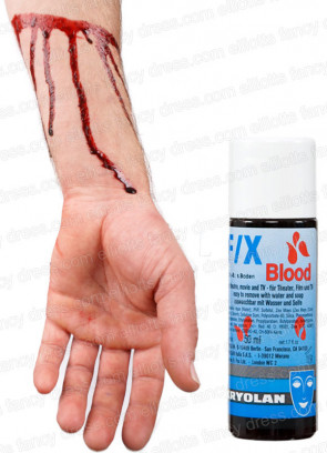 Kryolan F/X Blood (Dark) 50ml
