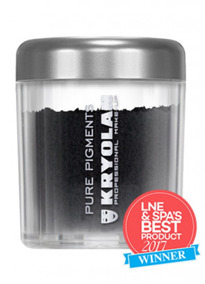Kryolan Pure Pigment - Pure Respect - Charcoal Black