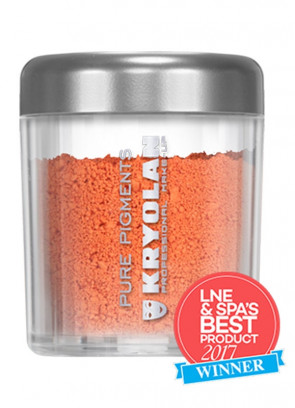 Kryolan Pure Pigment - Pure Thrill - Pearl Orange