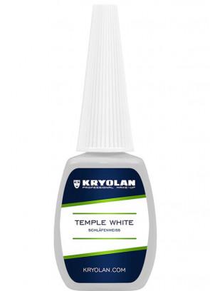 Kryolan Temple White – Grey 12ml