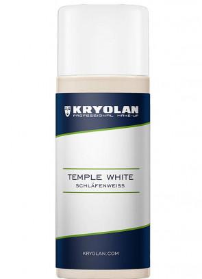 Kryolan Temple White – Ivory 100ml