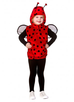 Ladybug Tabard Kit
