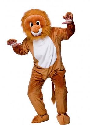 Leo Lion Mascot
