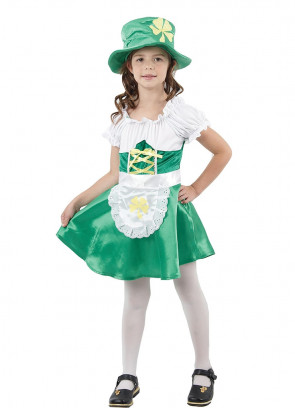 Leprechaun (Girls) Costume