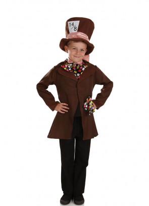 Little Hatter - Boys Costume