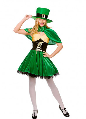 Lucky Leprechaun - Ladies Costume