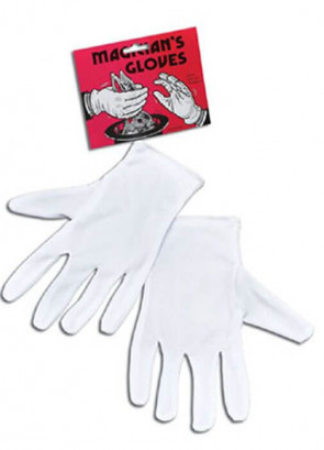 Gloves Santa (Magician White)