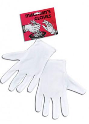 Gloves Santa (Magician White)