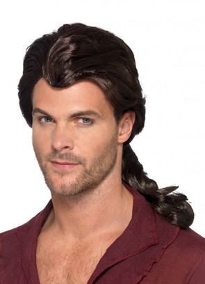 Brown Marauder Pirate Wig