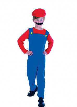 Mario - Plumber's Mate - Red Costume