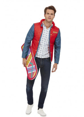 Marty McFly Costume – Back to the Future