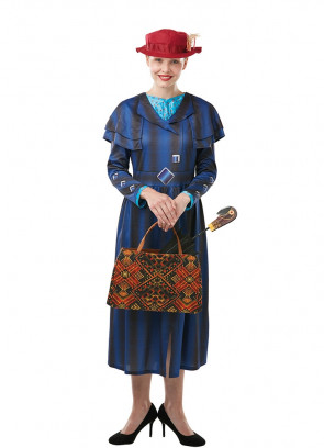 Mary Poppins Returns - Ladies Costume