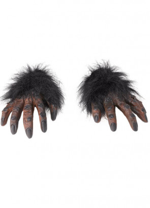 Hairy Gorilla Hands