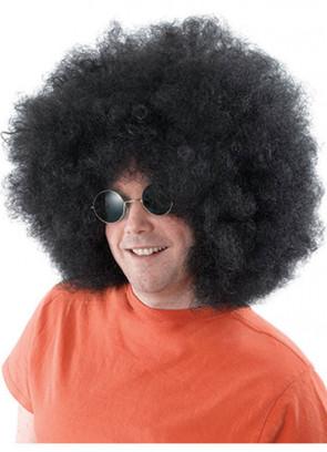 Mega Black Afro Wig